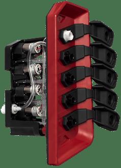 Blackline Safety G7 EXO, moniteur de gaz de zone, module de pompe à quatre canaux