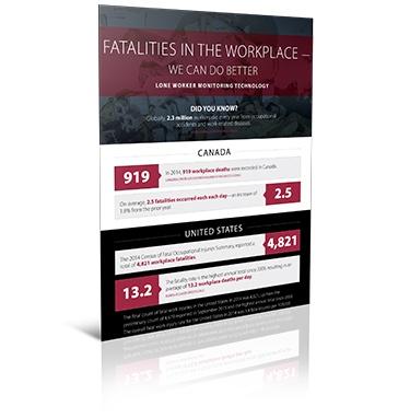 Accidents mortels sur le lieu de travail