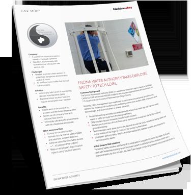Étude de cas sur la détection des gaz dans les installations de traitement de l'eau