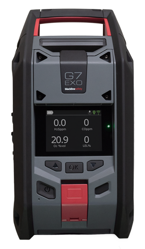 G& EXO Fire and Hazmat area monitor