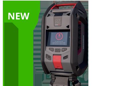 G7 EXO moniteur de gaz de zone pour la détection de gaz en espace confiné OSHA, détection de gaz de zone