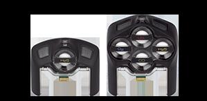 Cartouches de capteurs de détection de gaz